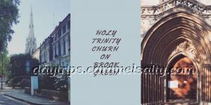 Holy Trinity Church on Brook Green