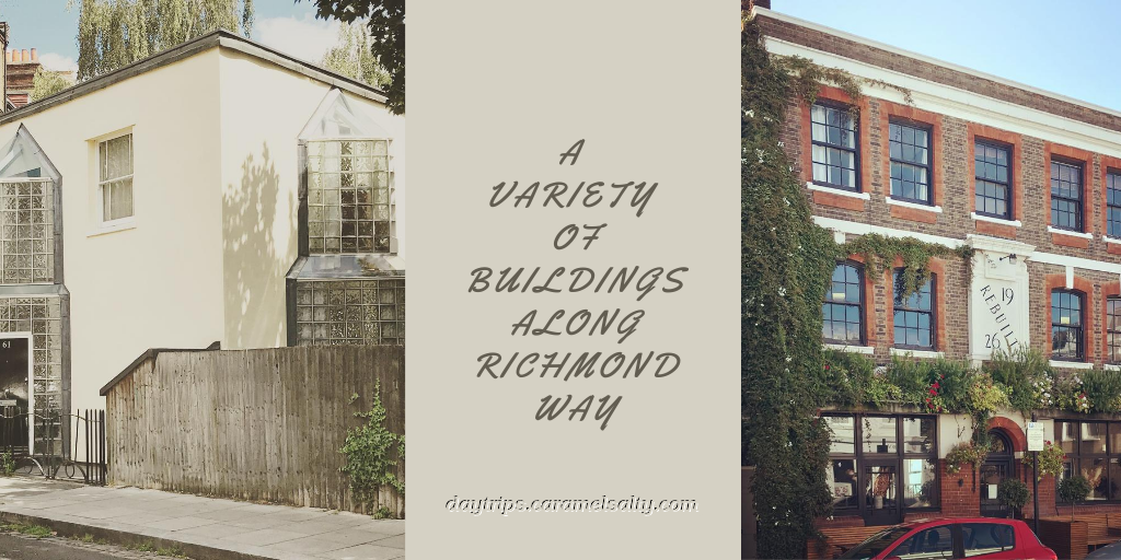 Some More Modern Builds Along Richmond Way
