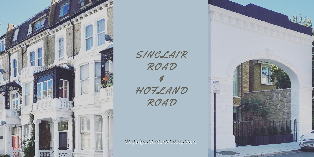 Sinclair Road and Hofland Road