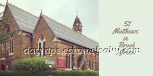St Matthews on Masbro Road, Brook Green