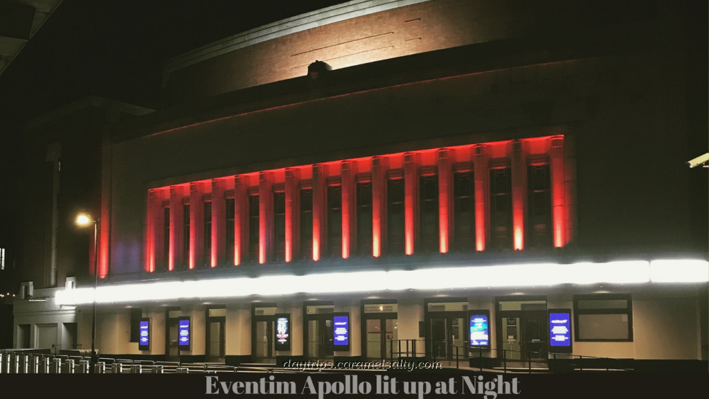 Eventim Apollo, Hammersmith
