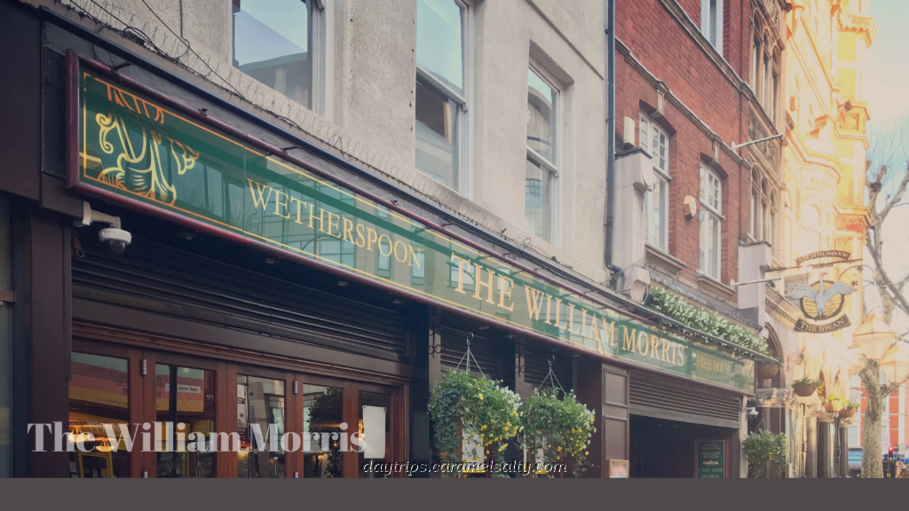 The William Morris, Hammersmith