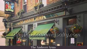 Andover Arms in Brackenbury Village