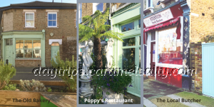 The Shops in the Heart of Brackenbury Village