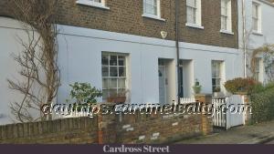 Cardross Street, Brackenbury Village