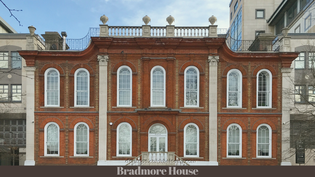 Bradmore House on Hammersmith Broadway