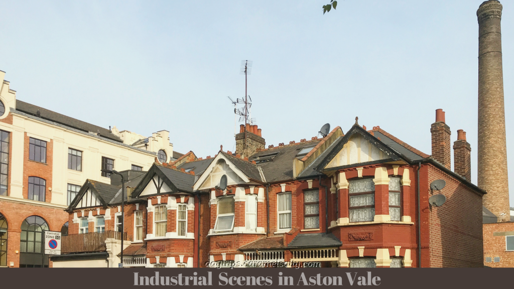 Chimney in Acton Vale