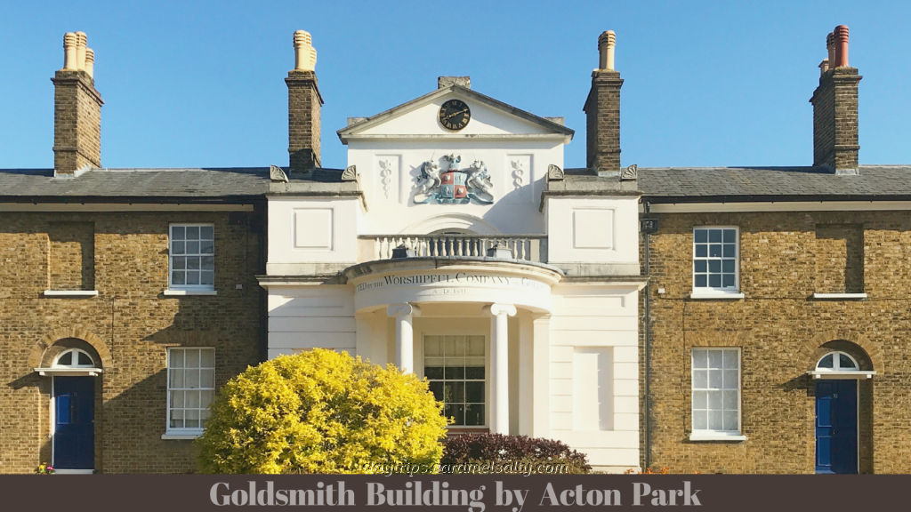 Goldsmith Building by Acton Park