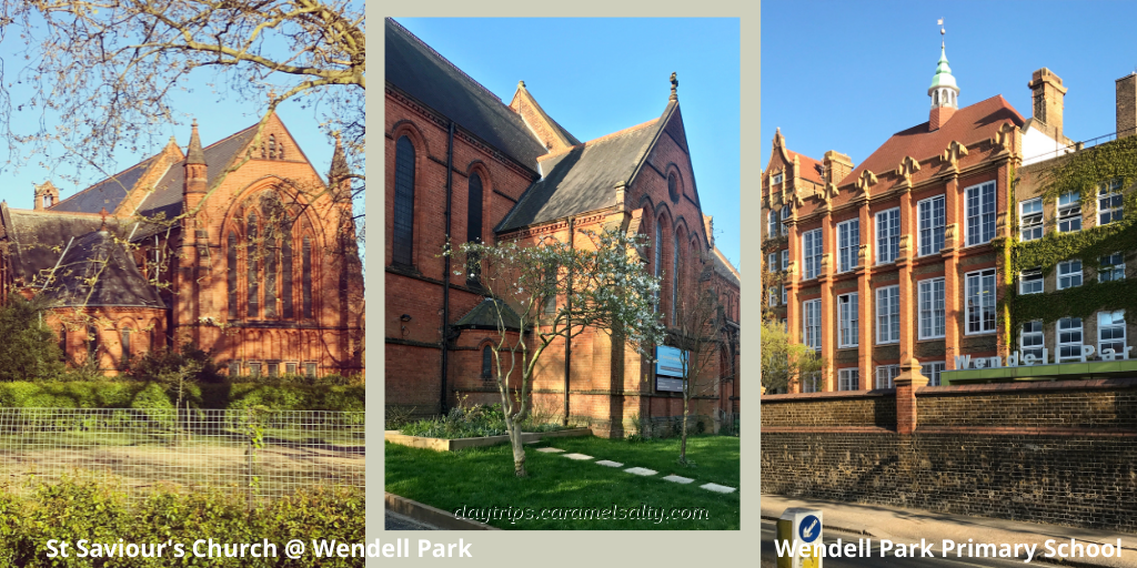 St Saviour's and Wendell Primary School